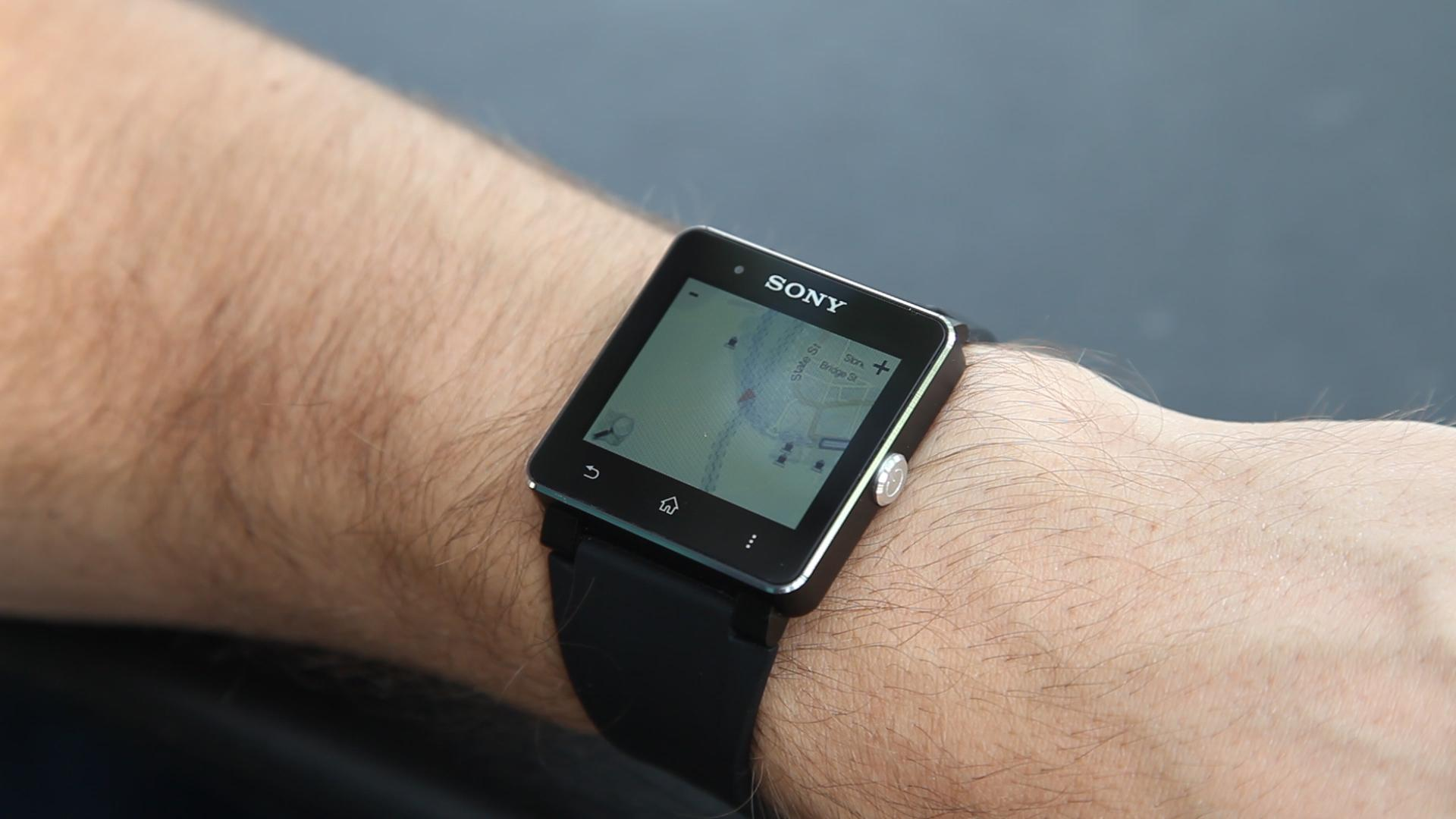 Sony Smartwatch2 Performance