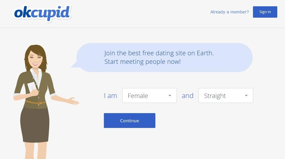 OKCupid - The Dating Persona Test