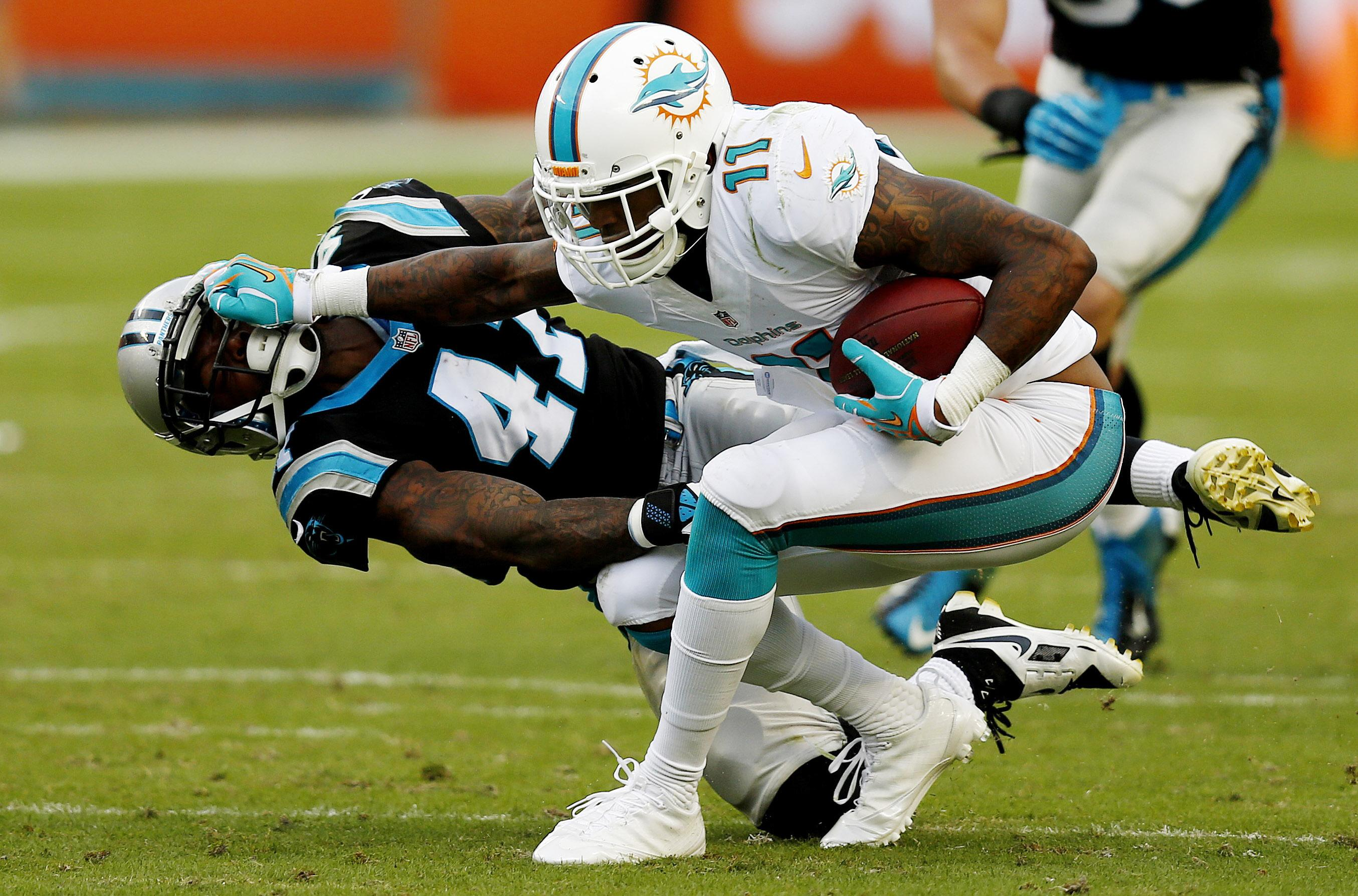 Mike Wallace Dolphins