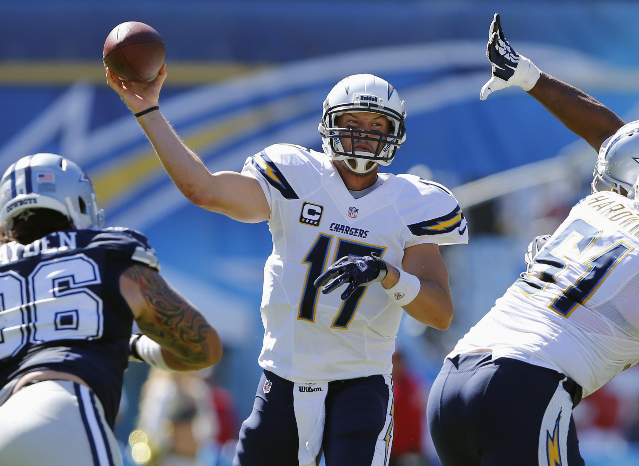 Rivers Chargers
