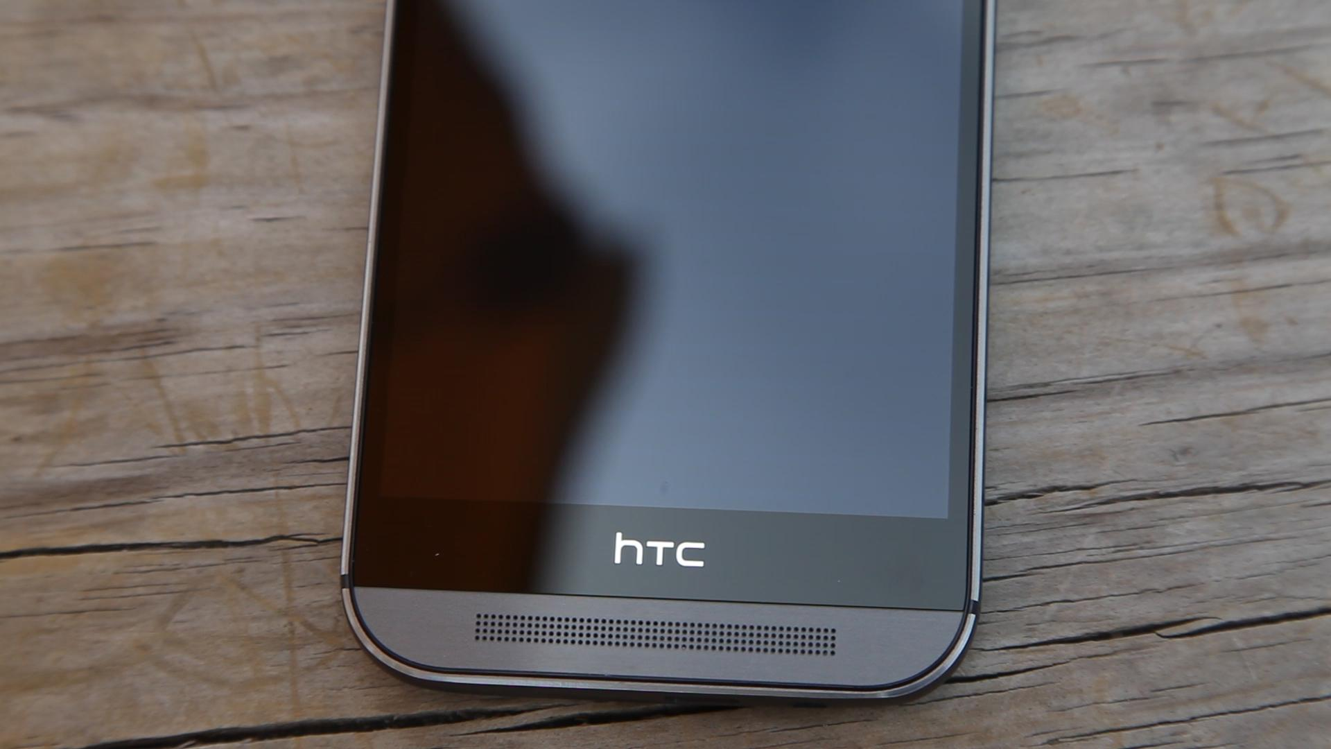htc one m8 cracked screen