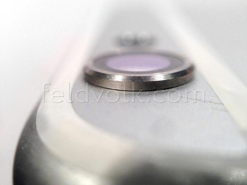 Apple iPhone 6 Rear Case Camera Ring