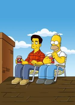 Ray Romano Simpsons