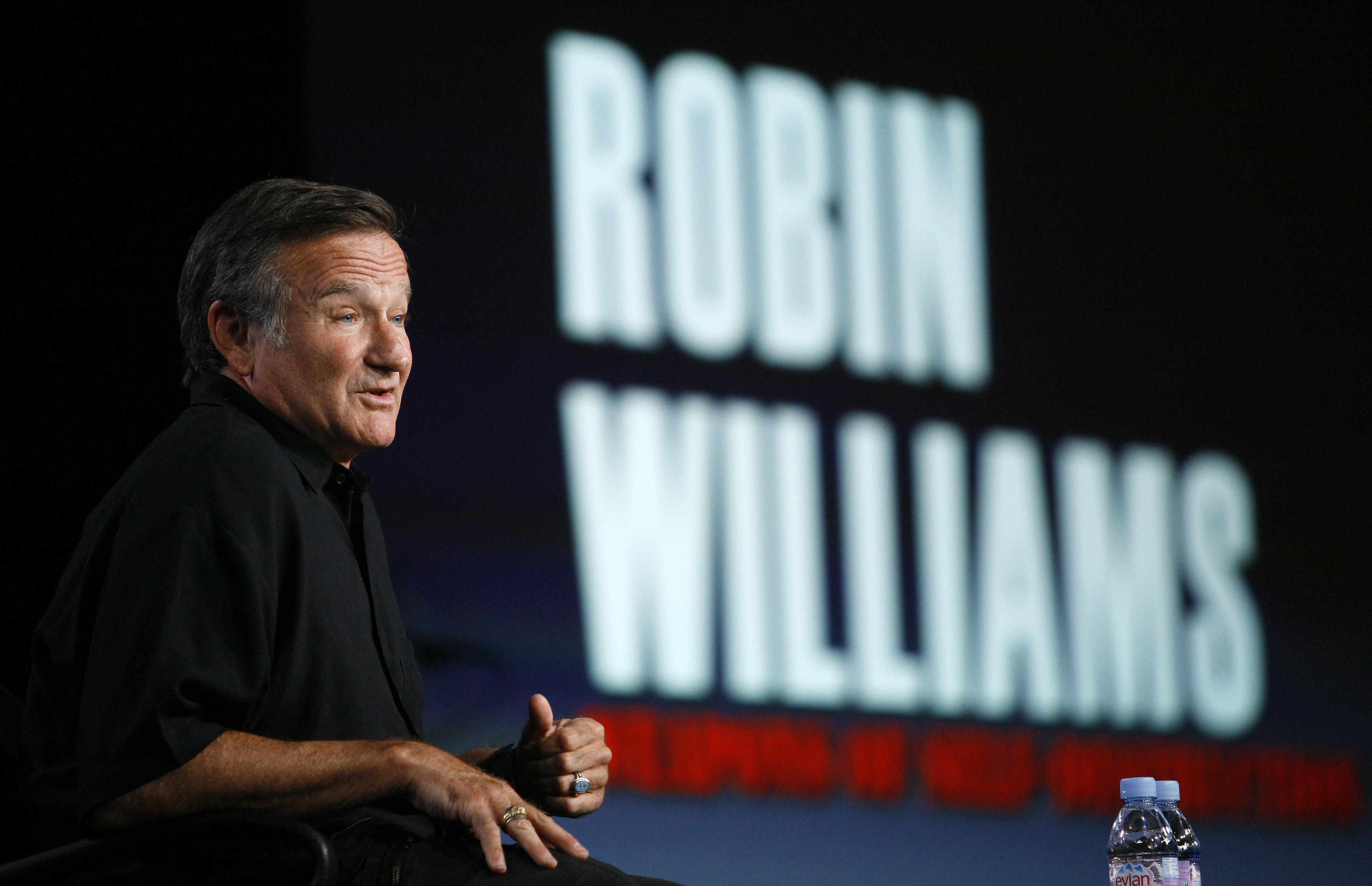 Robin William's best ad-lib moments