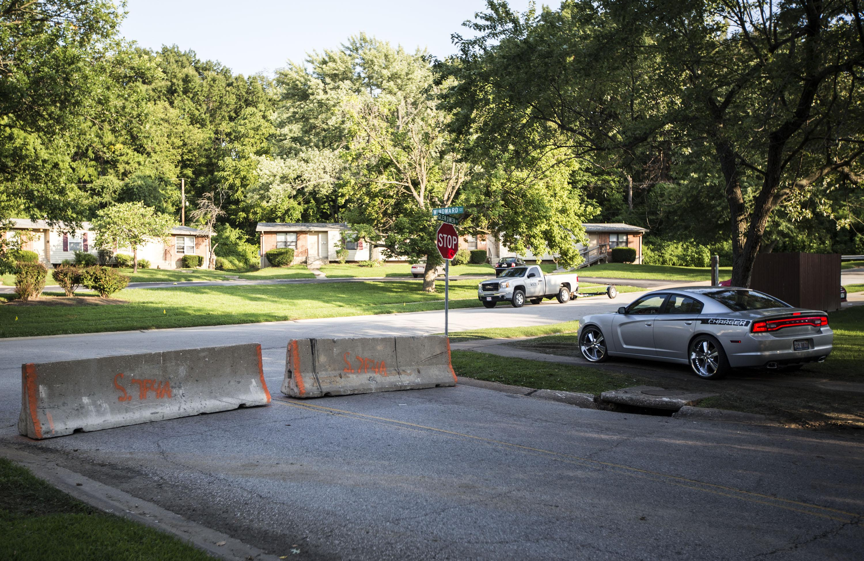 Ferguson: Between Police And Protesters, Locals Are Caught In The Middle