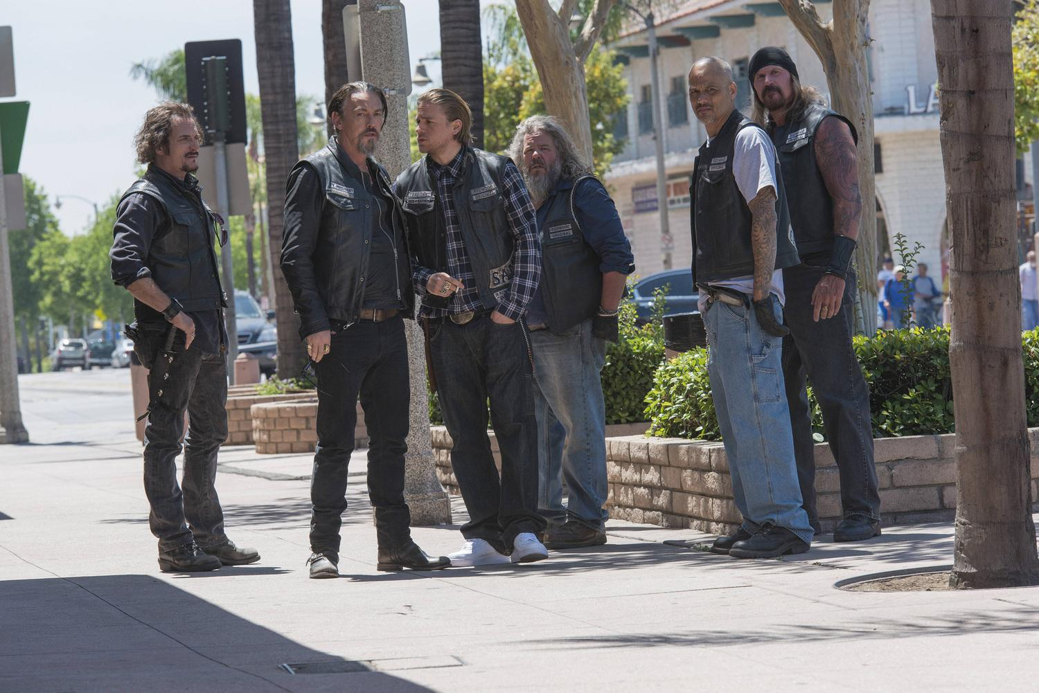 Sons of Anarchy Season 2 spoilers
