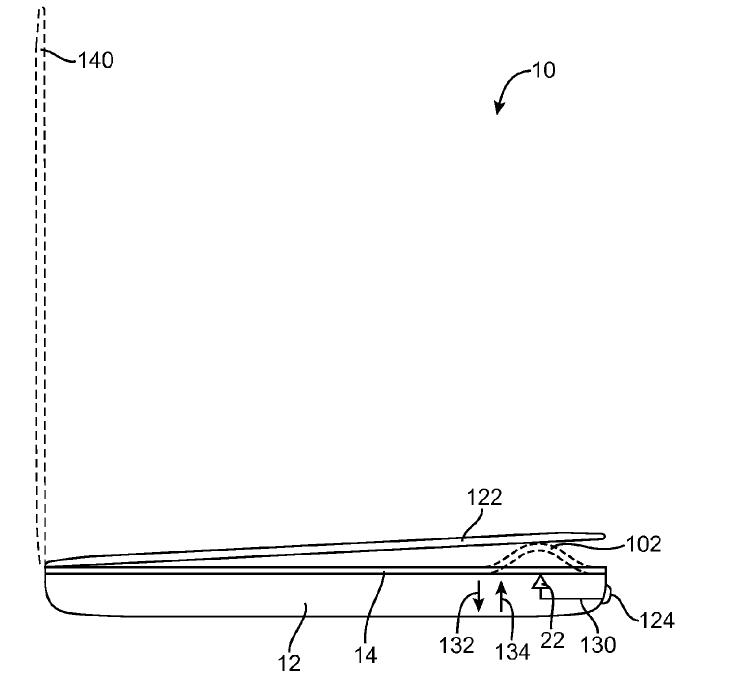 Apple Patent MacBook