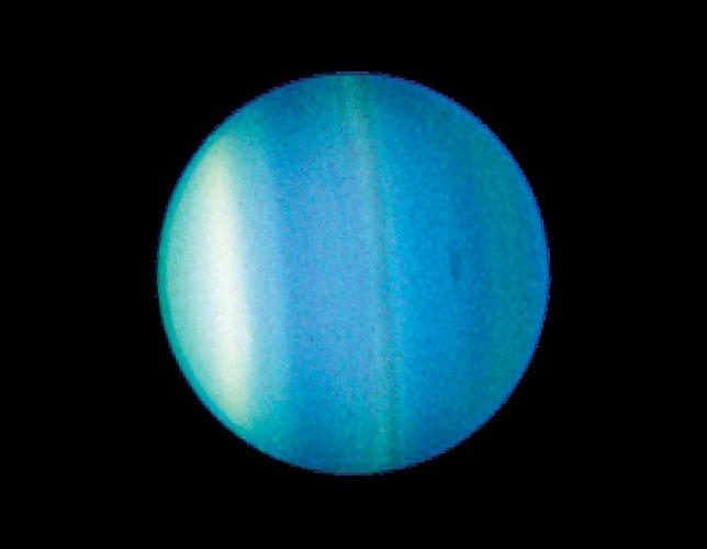 Voyager 2 Captured Massive Gas Blob in Uranus' Magnetic Field