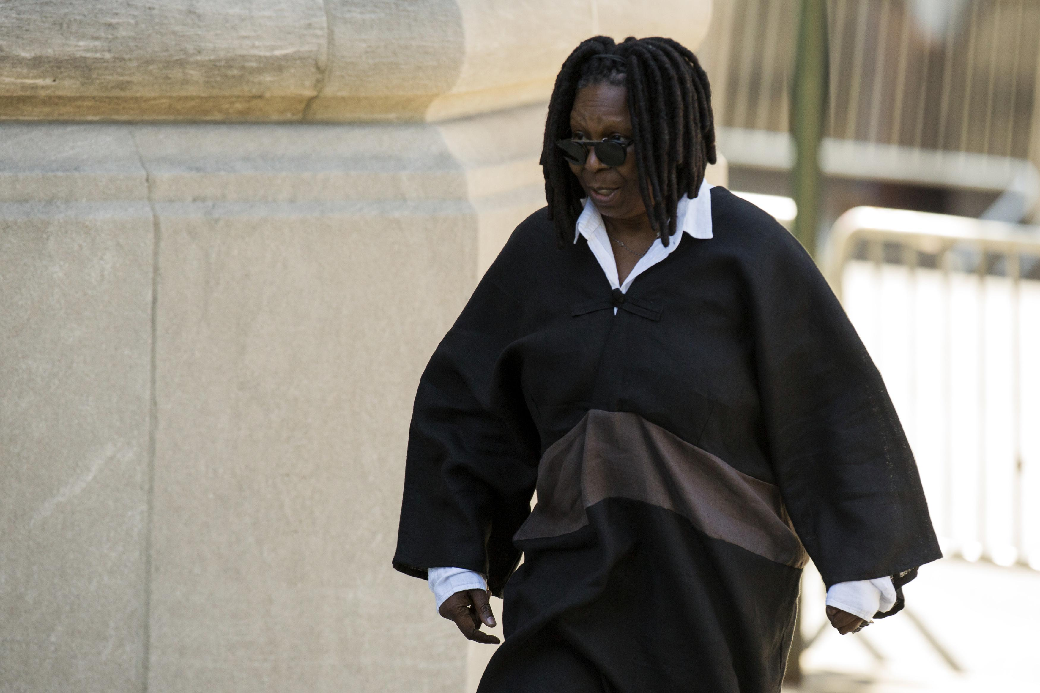 Joan Rivers Funeral: Whoopi Goldberg