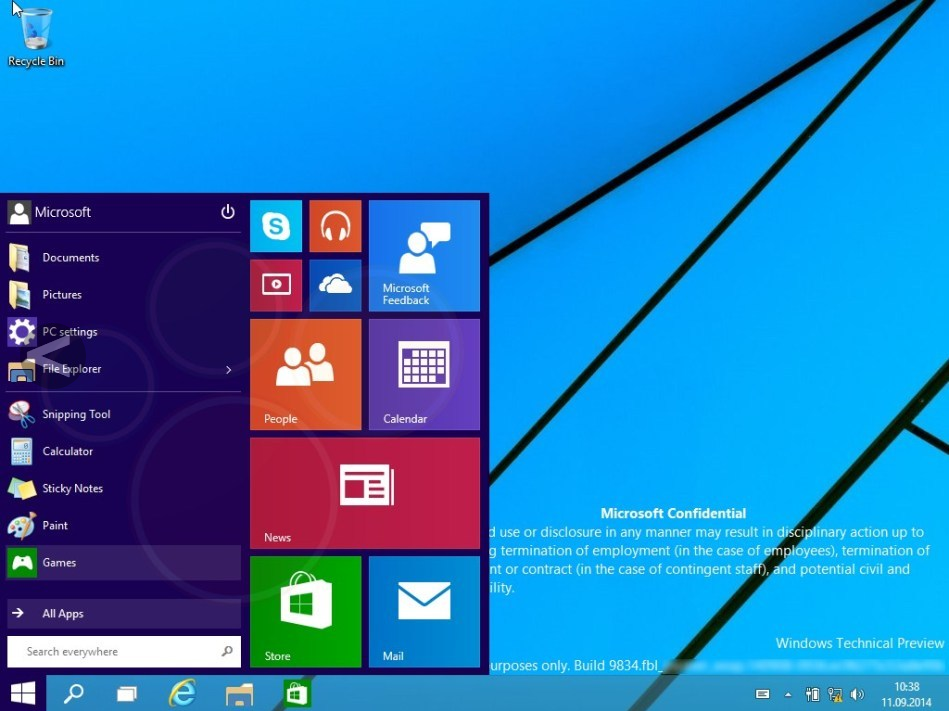 windows 9 release date beta preview