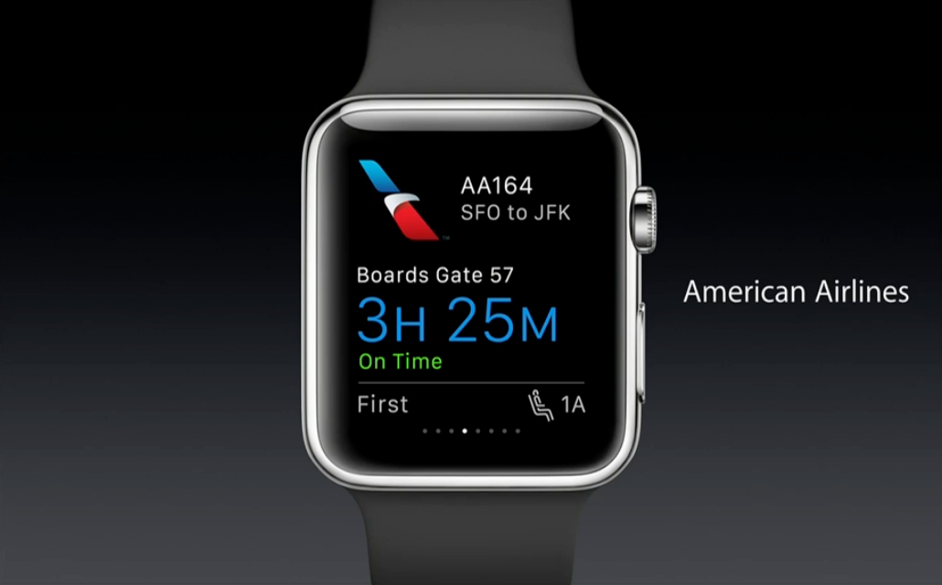 apple watch features apps american