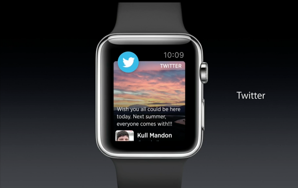 apple watch features apps