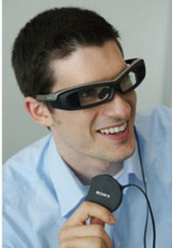 sony google glass competitor wearable technology