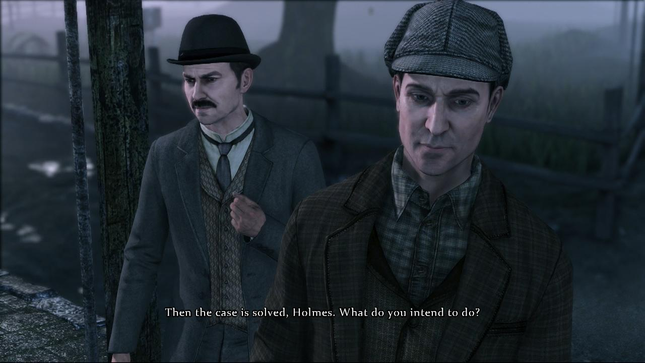 Sherlock Holmes: Crimes & Punishments Review: It's