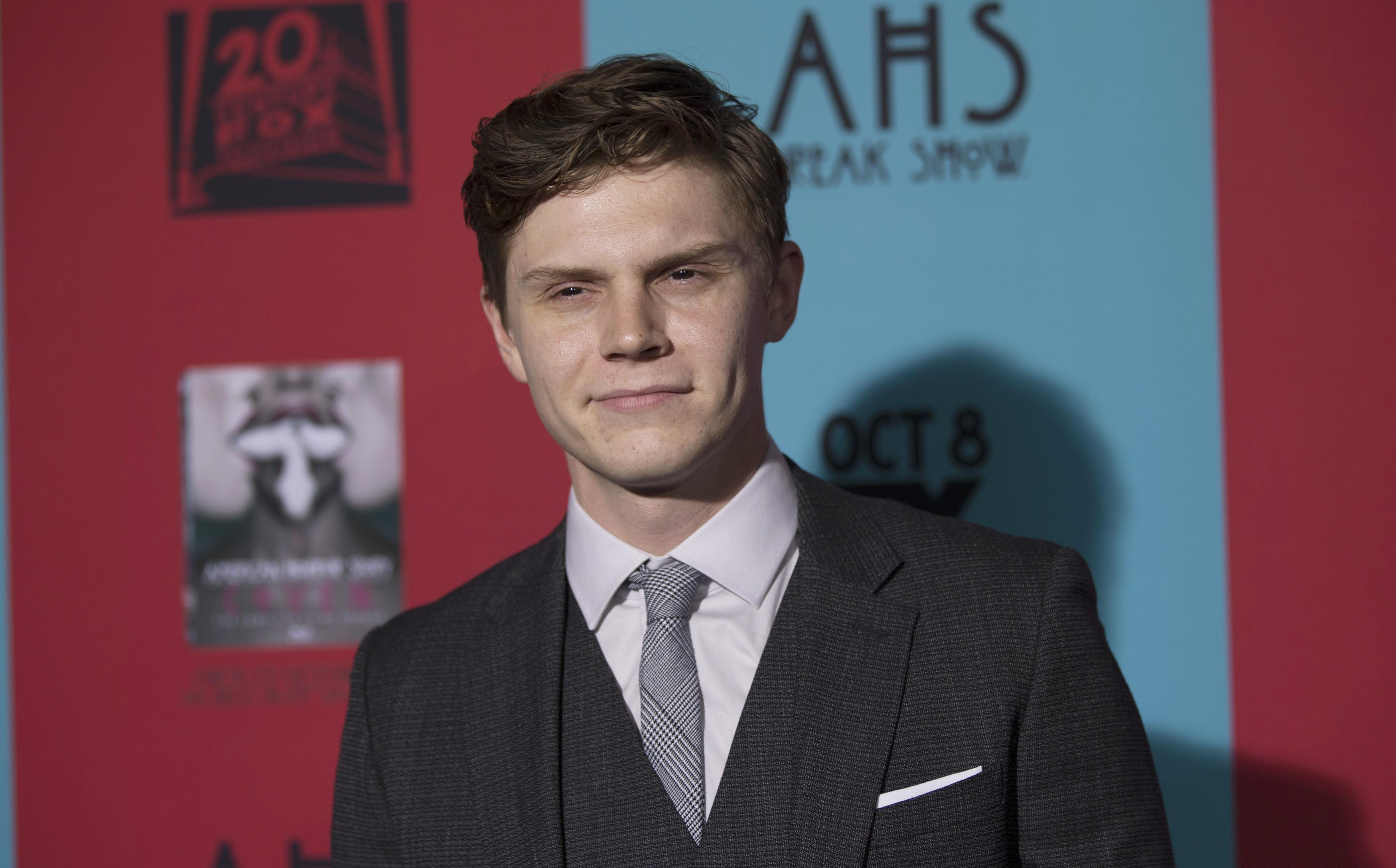 Evan Peters American Horror Story