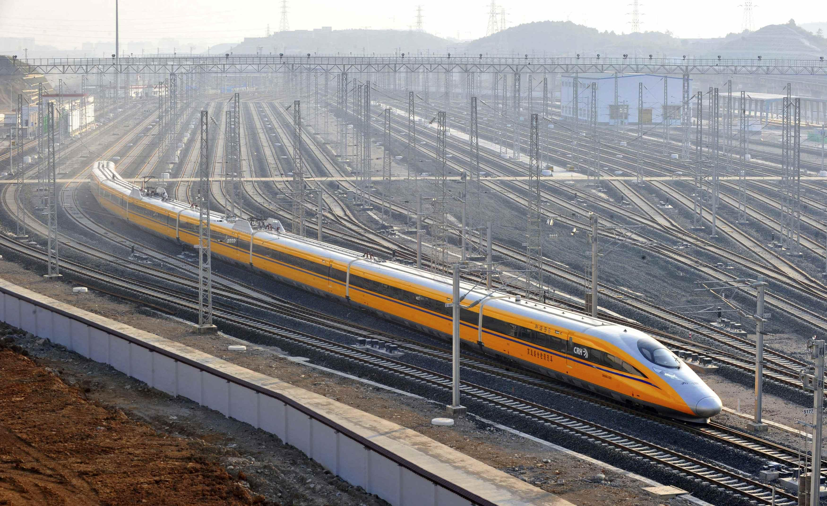 China railways