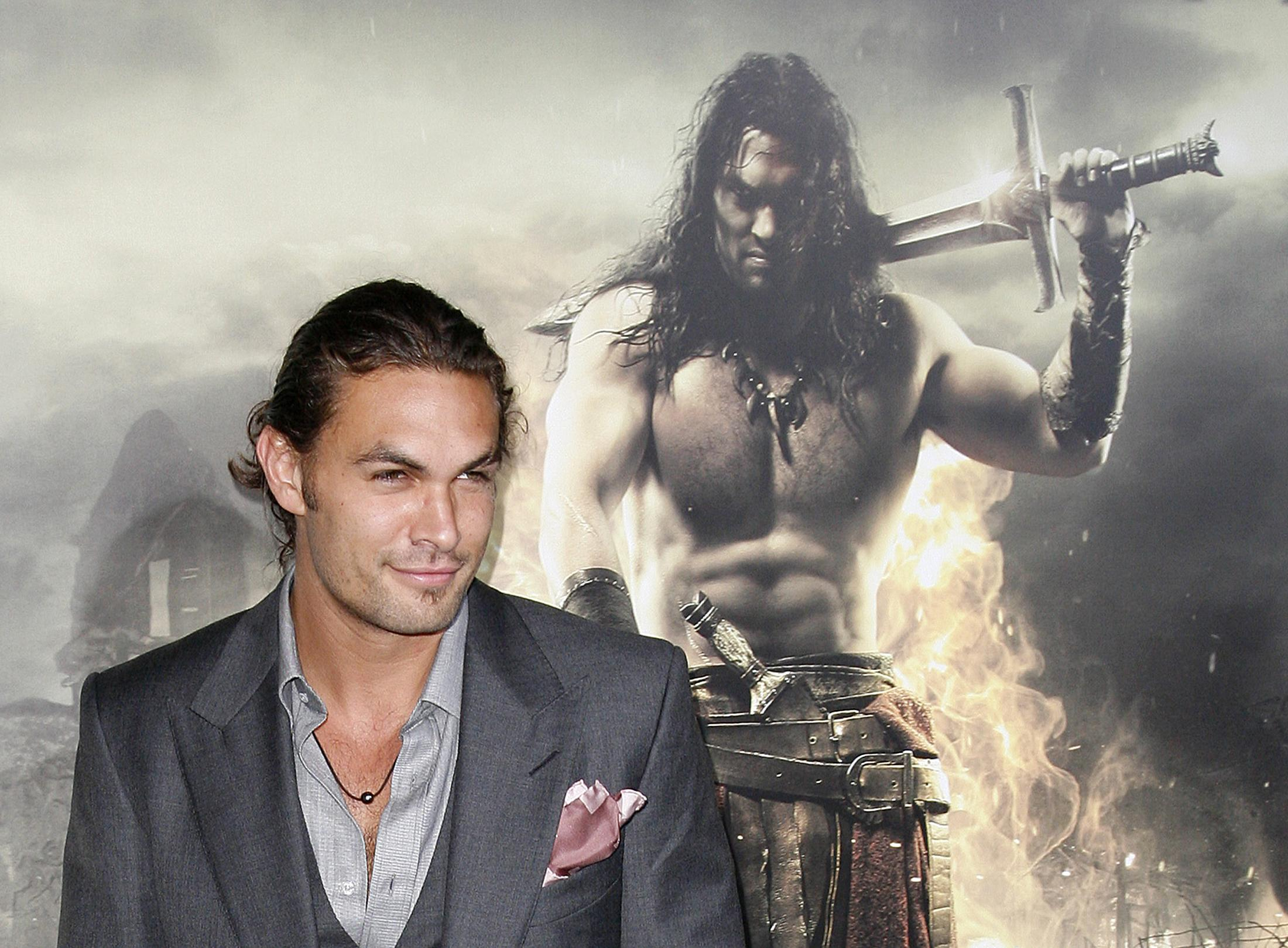 Jason Momoa game of thrones audition tape