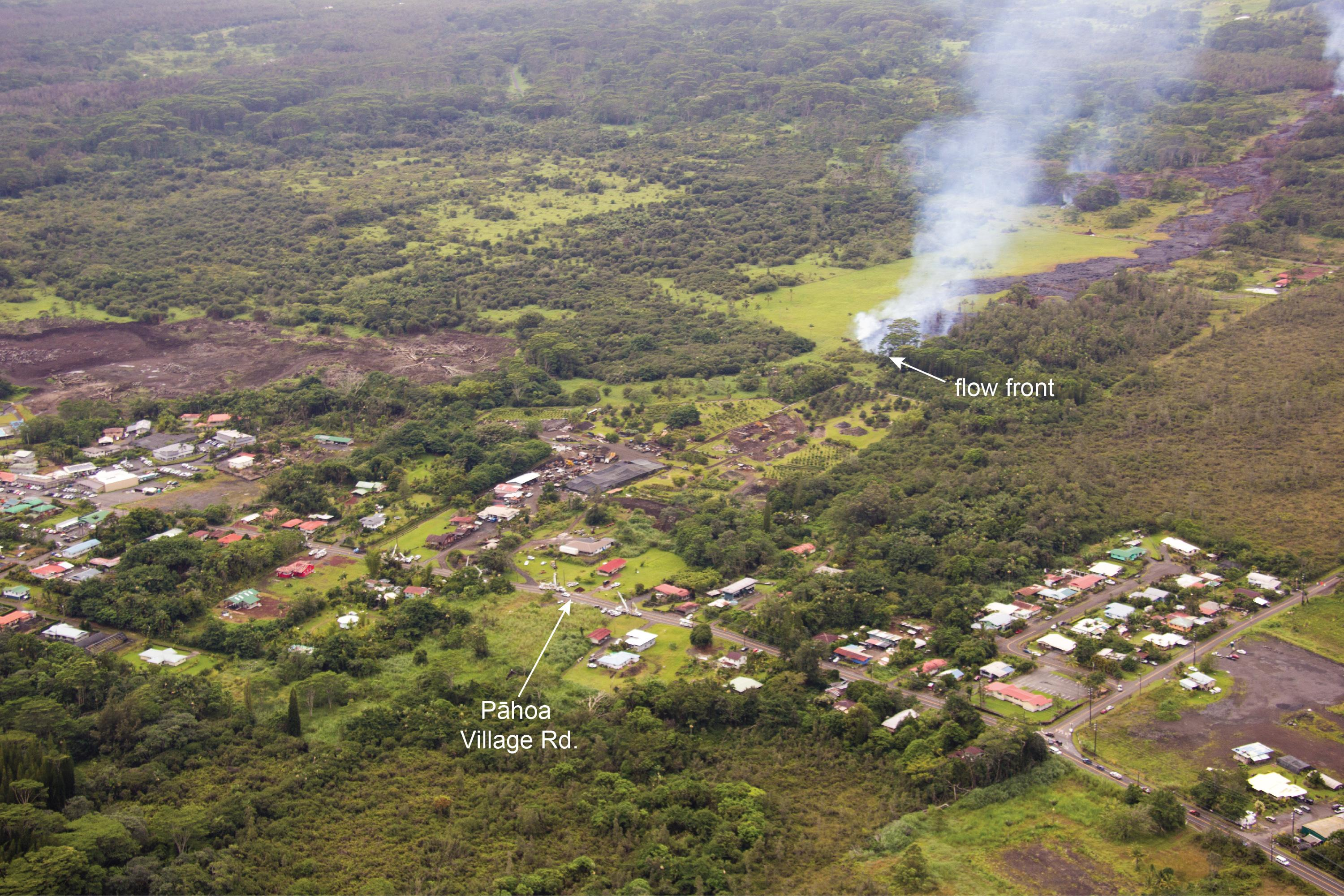 Kilauea Update: Hawaii Lava Flow Complicates Volcano Tourism