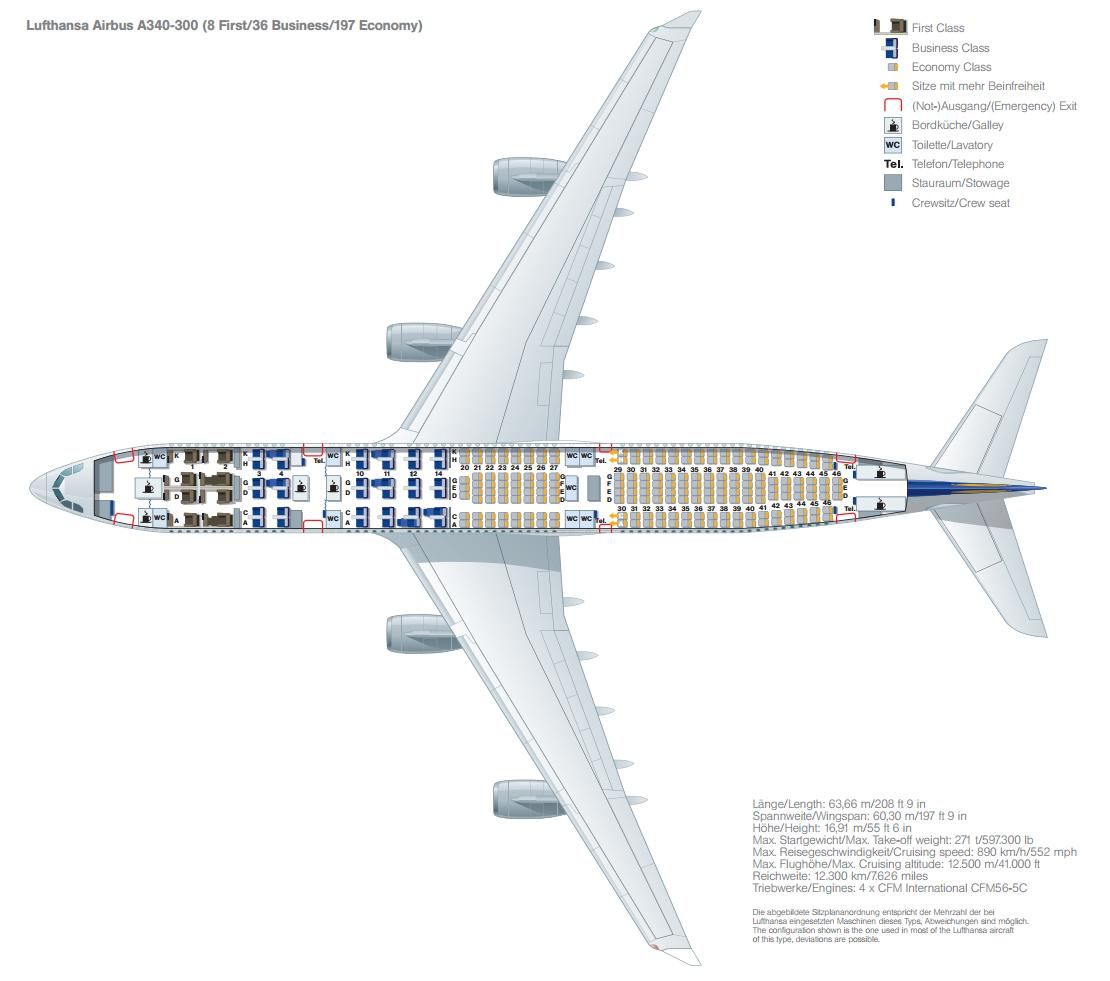 Lufthansa Turns An Airbus A340 Into 'Ebola Jet' For Evacuating Infected Personnel
