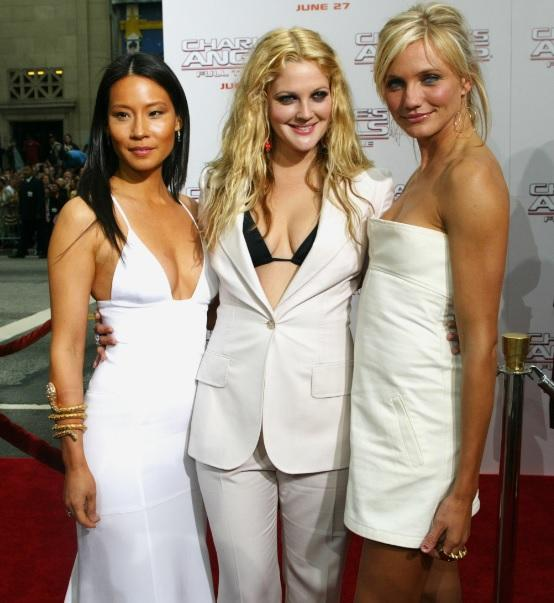 Cameron Diaz Wedding Dress Pictures Havent Been Released But Red