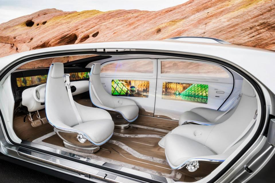 f 015 luxury in motion mercedes concept self driving car