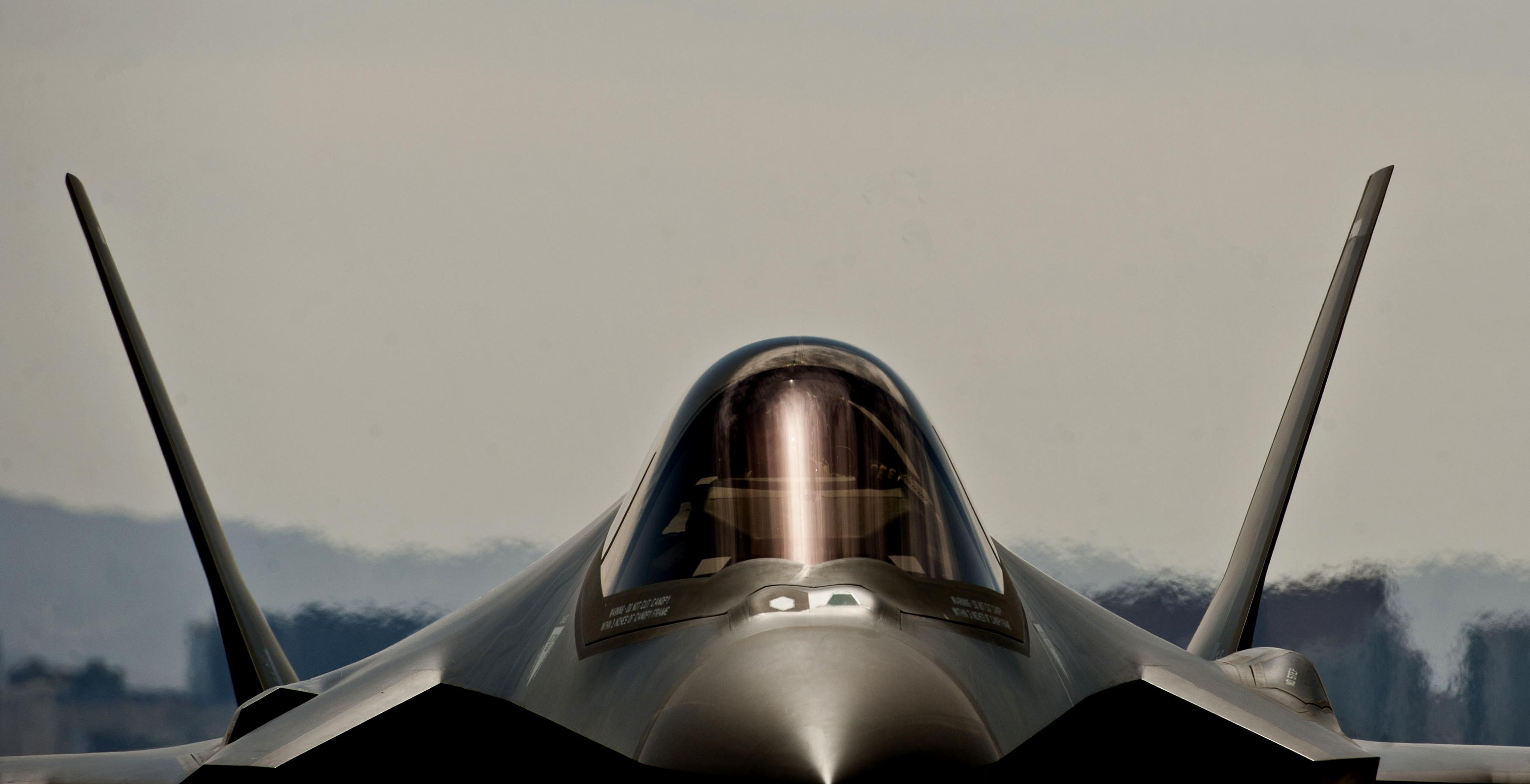 US Air Force F-35 Fighter Jets To Be Permanently Stationed In Europe