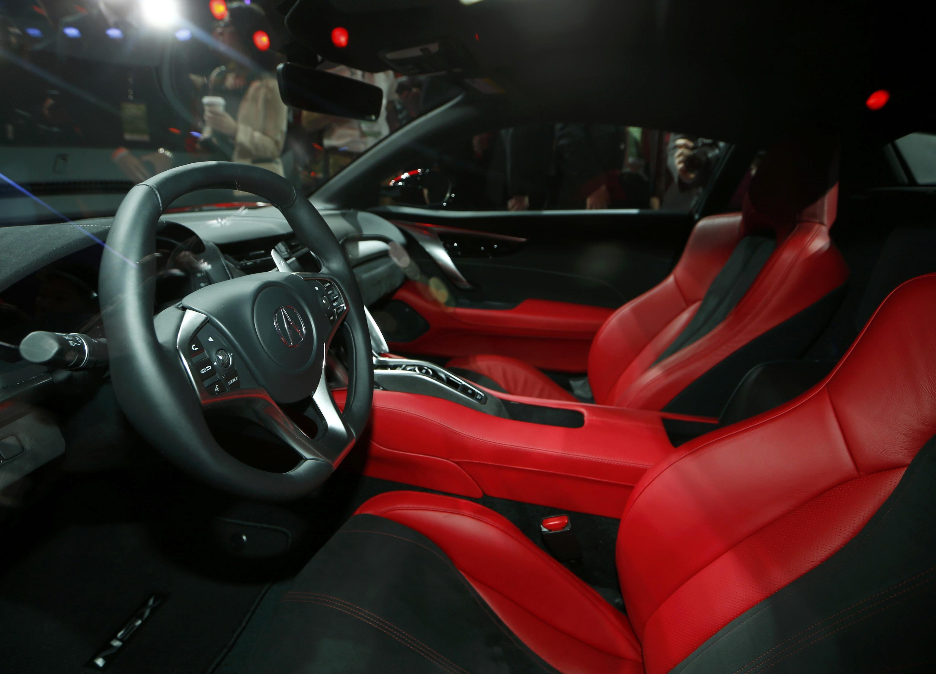 2015 Detroit Auto Show Finally Acuras NSX Human Centered