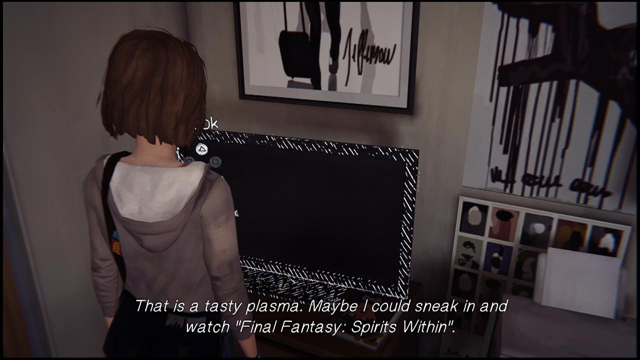 Life Is Strange - FF Reference