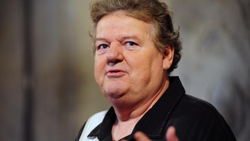 Robbie Coltrane has starred on TV and in films