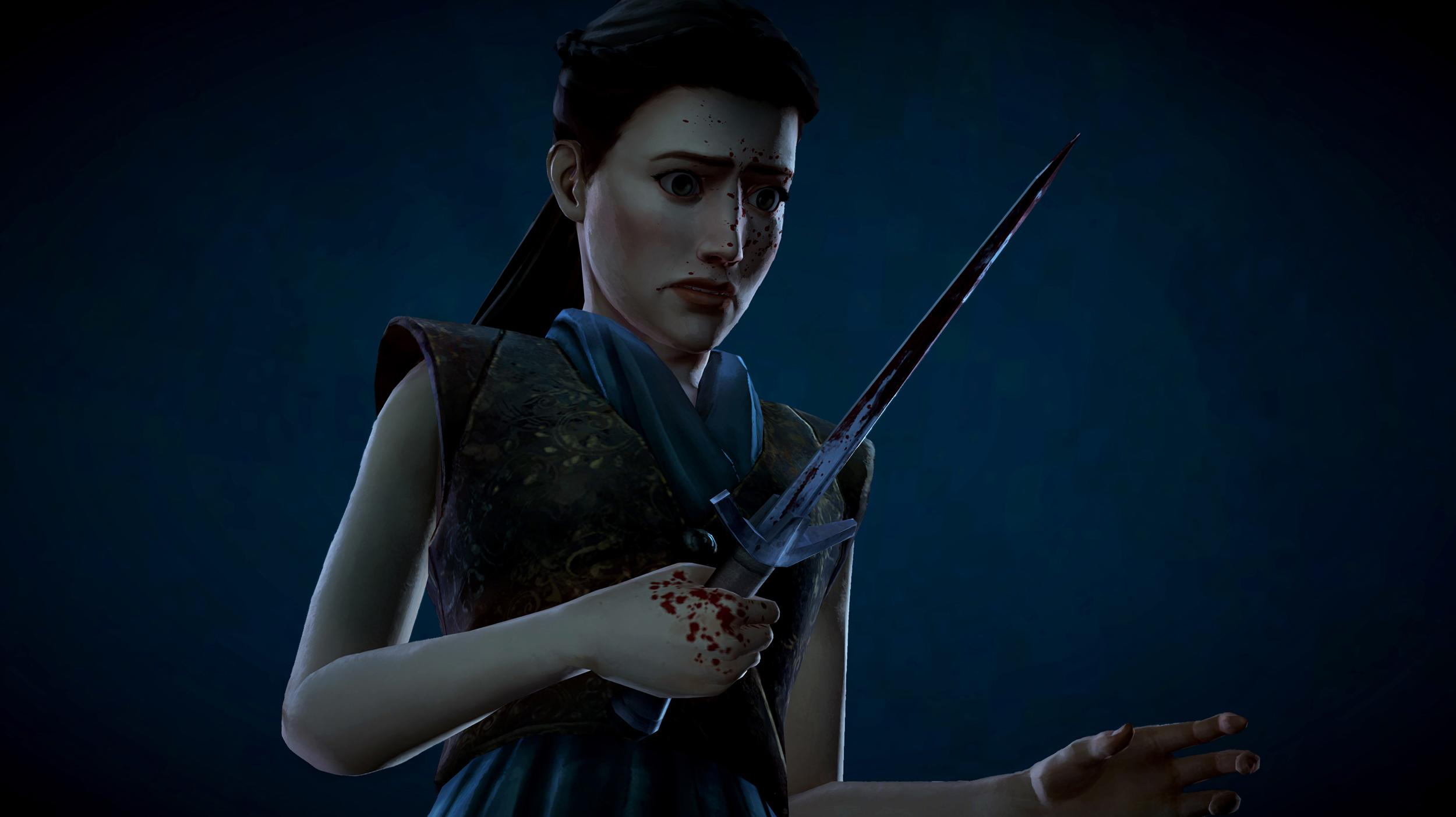 Telltale Game of Thrones Mira_Blade