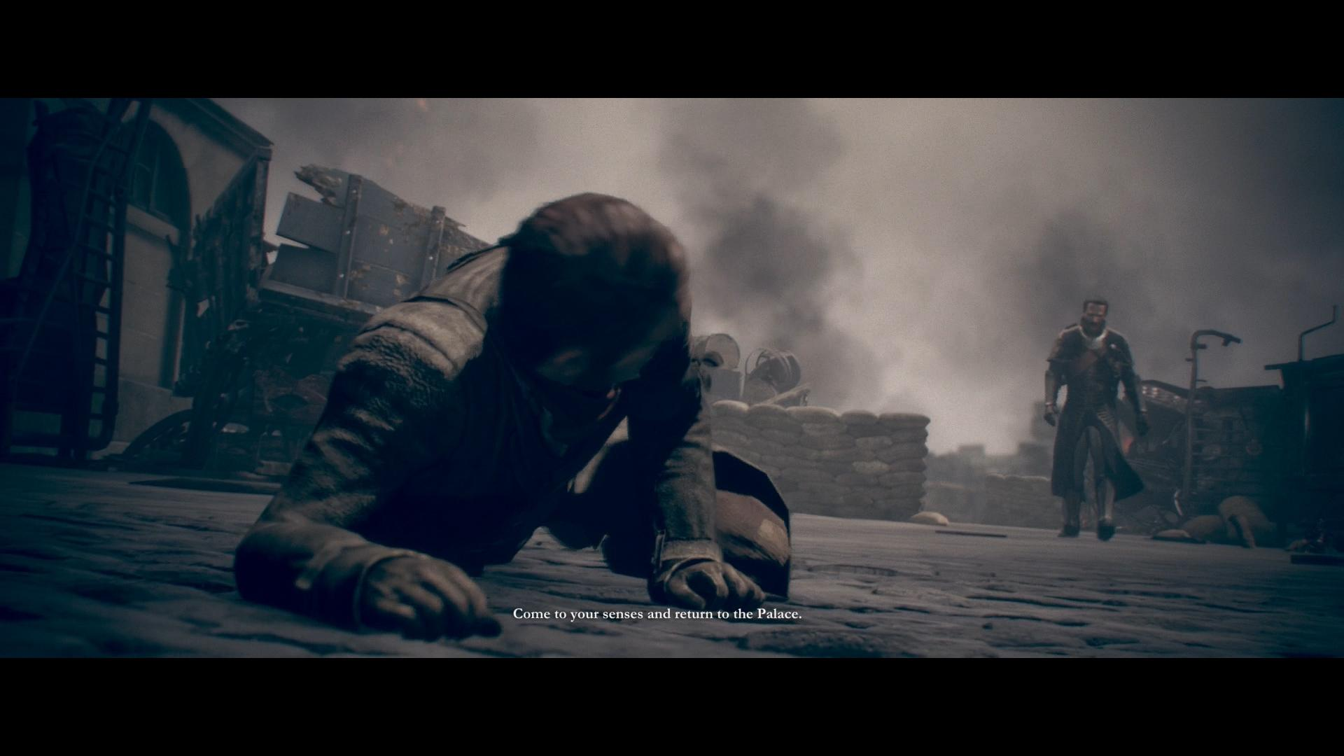 The Order 1886 Galahad On The Warpath