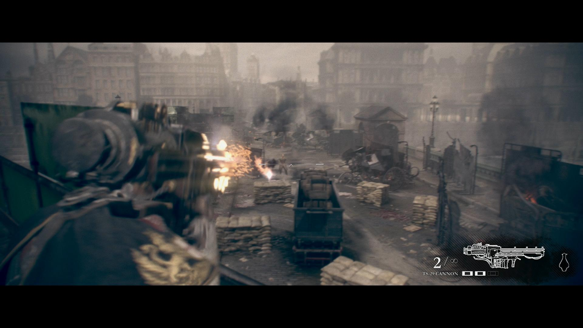 The Order 1886 - Science Gun