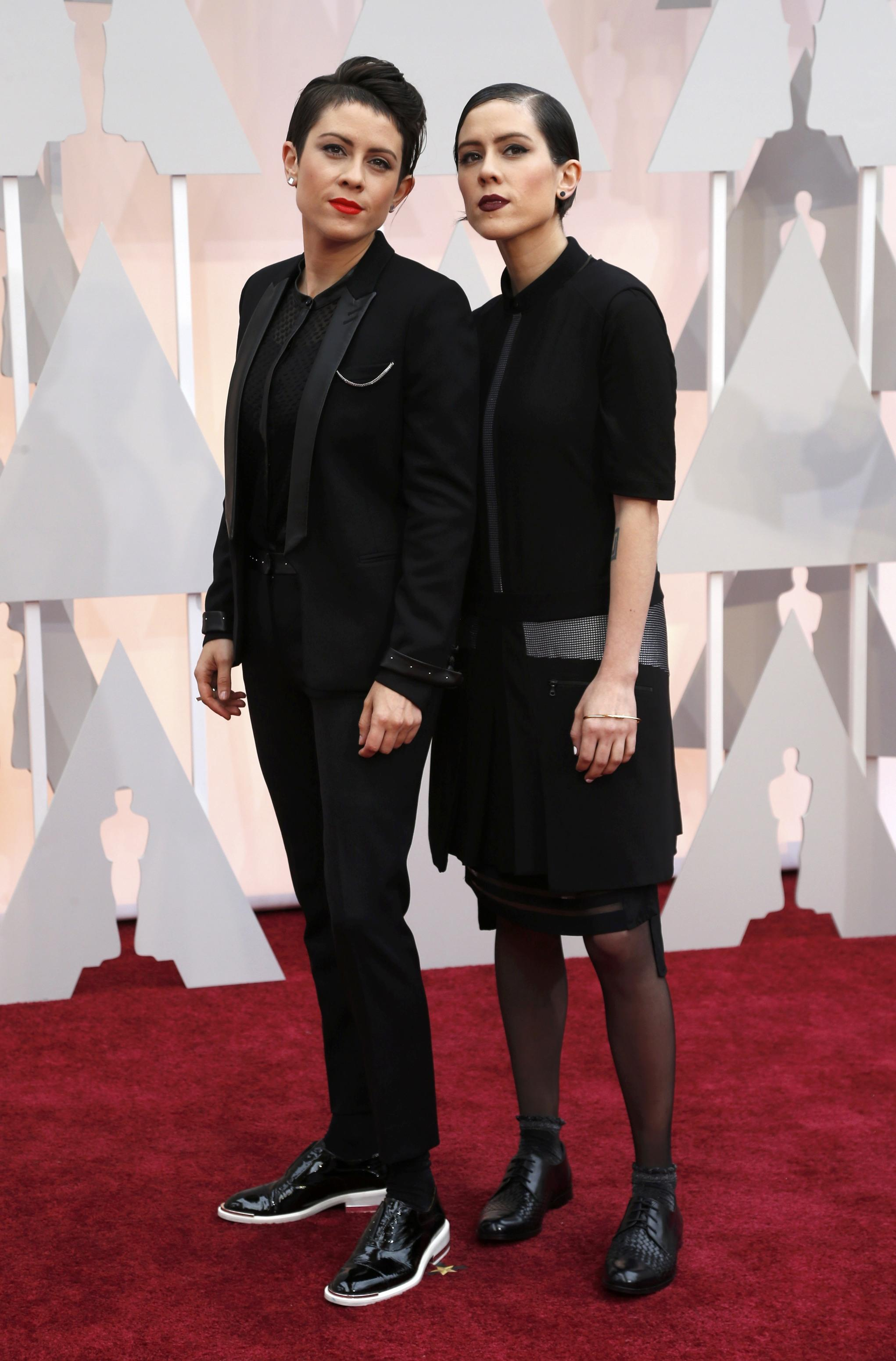 Oscars 2015 Red Carpet Photos Of Celebrities Arriving At
