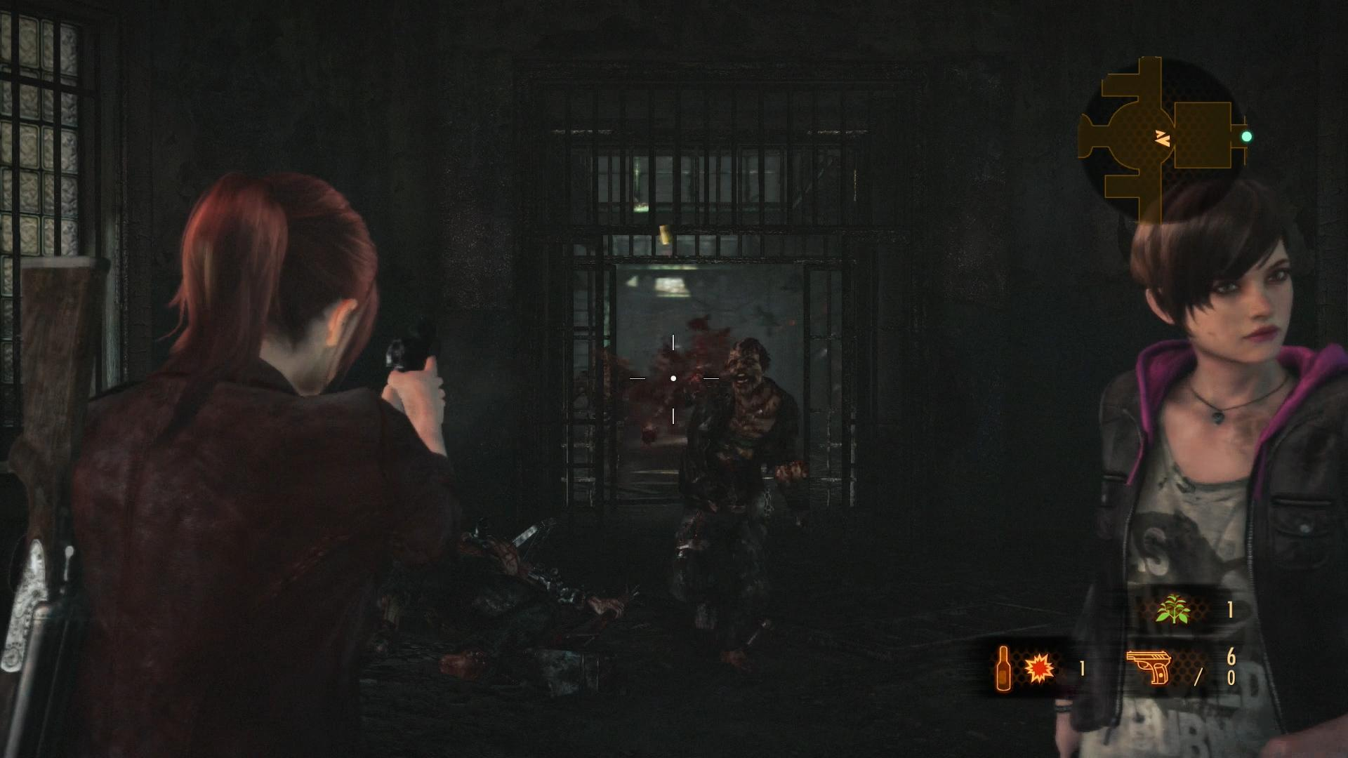 RE Revelations 2 Claire & Moira