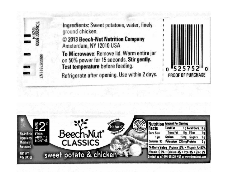 Beech Nut Baby Food Recall 2015 Affected Product Numbers And How To