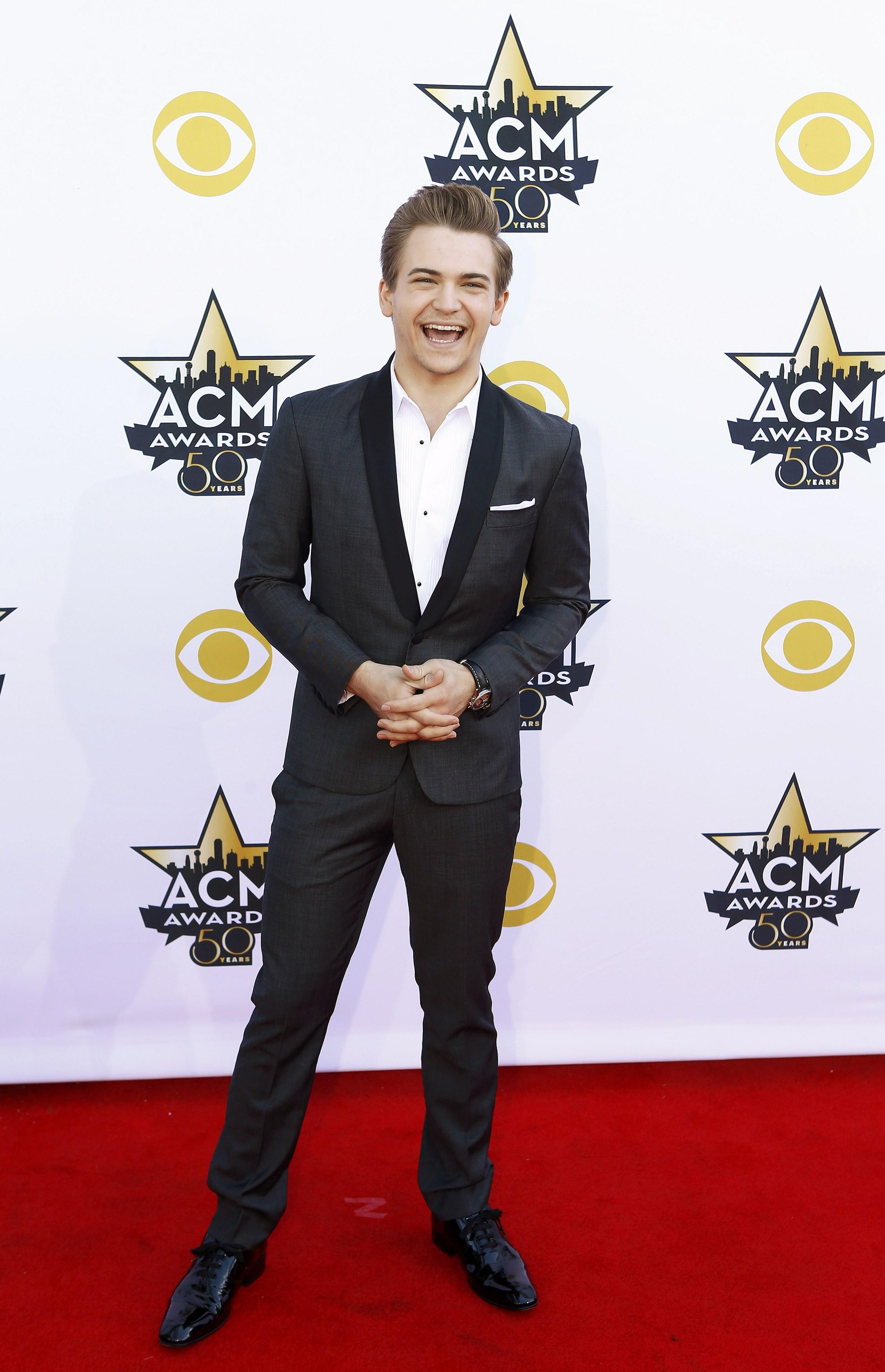 Hunter Hayes acms