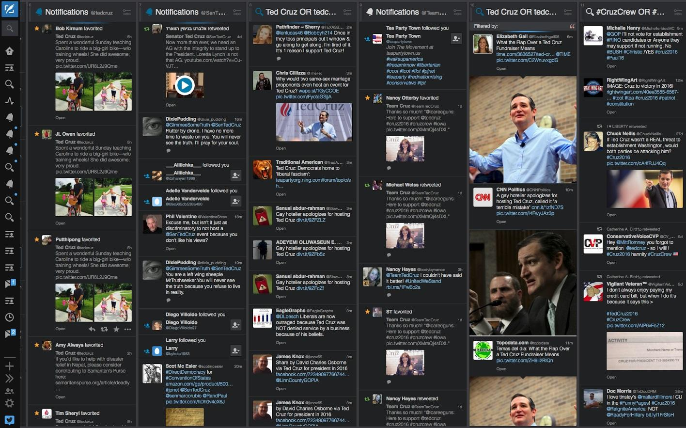 ted cruz tweetdeck