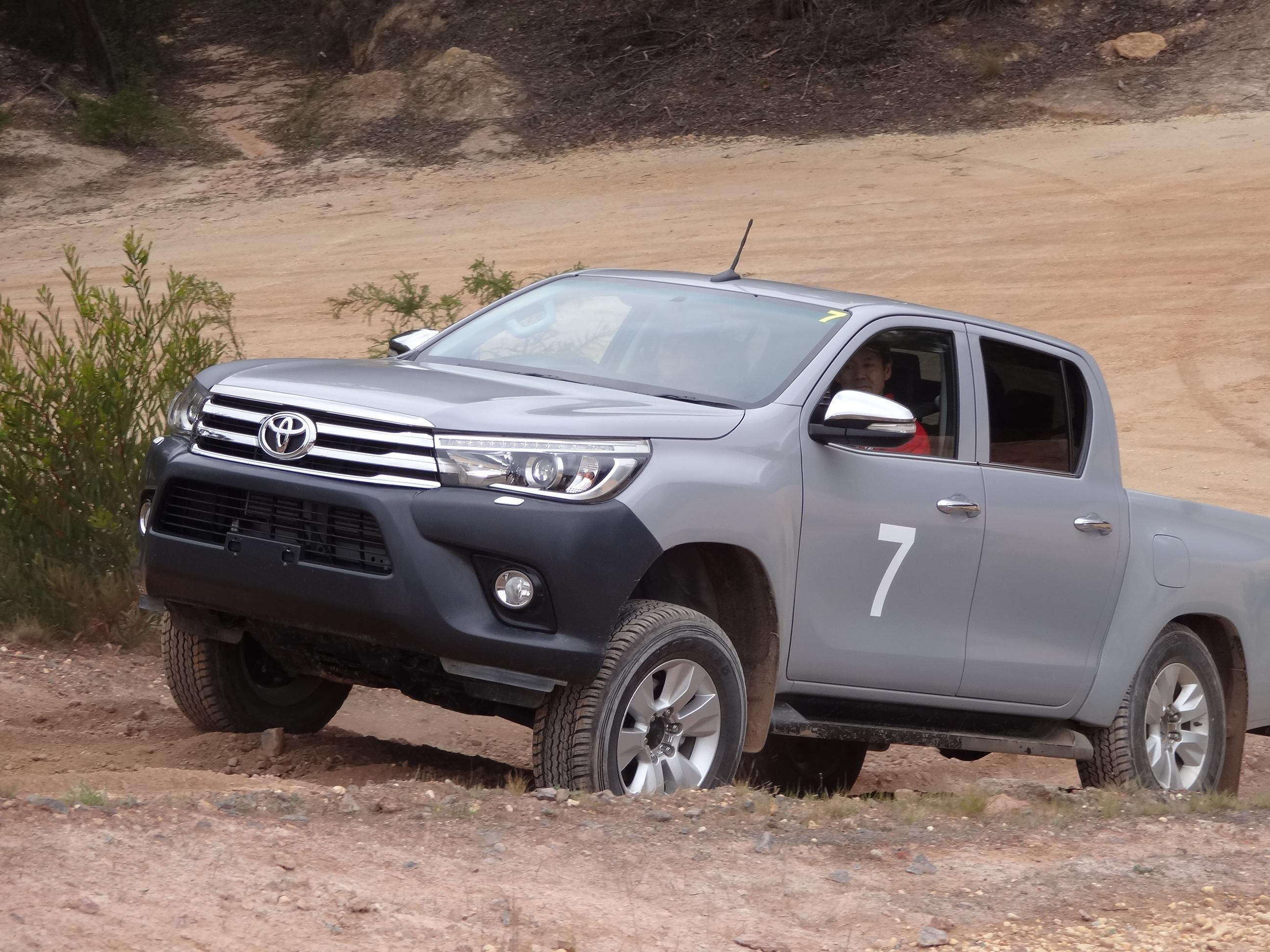 2016 Toyota Hilux Unleashed: Favored By Militants, World's
