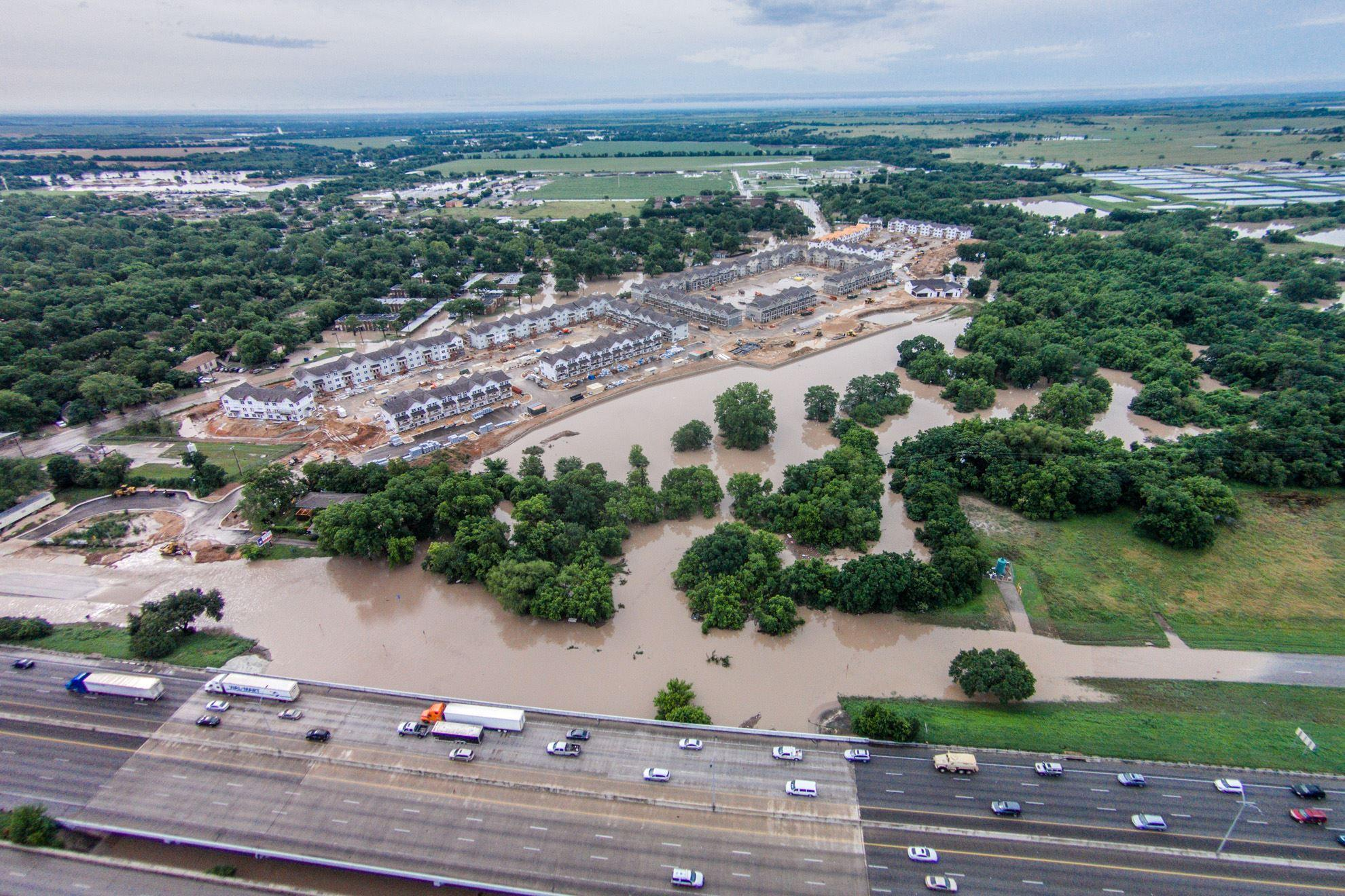 Woodlands of San Marcos Flooding #2