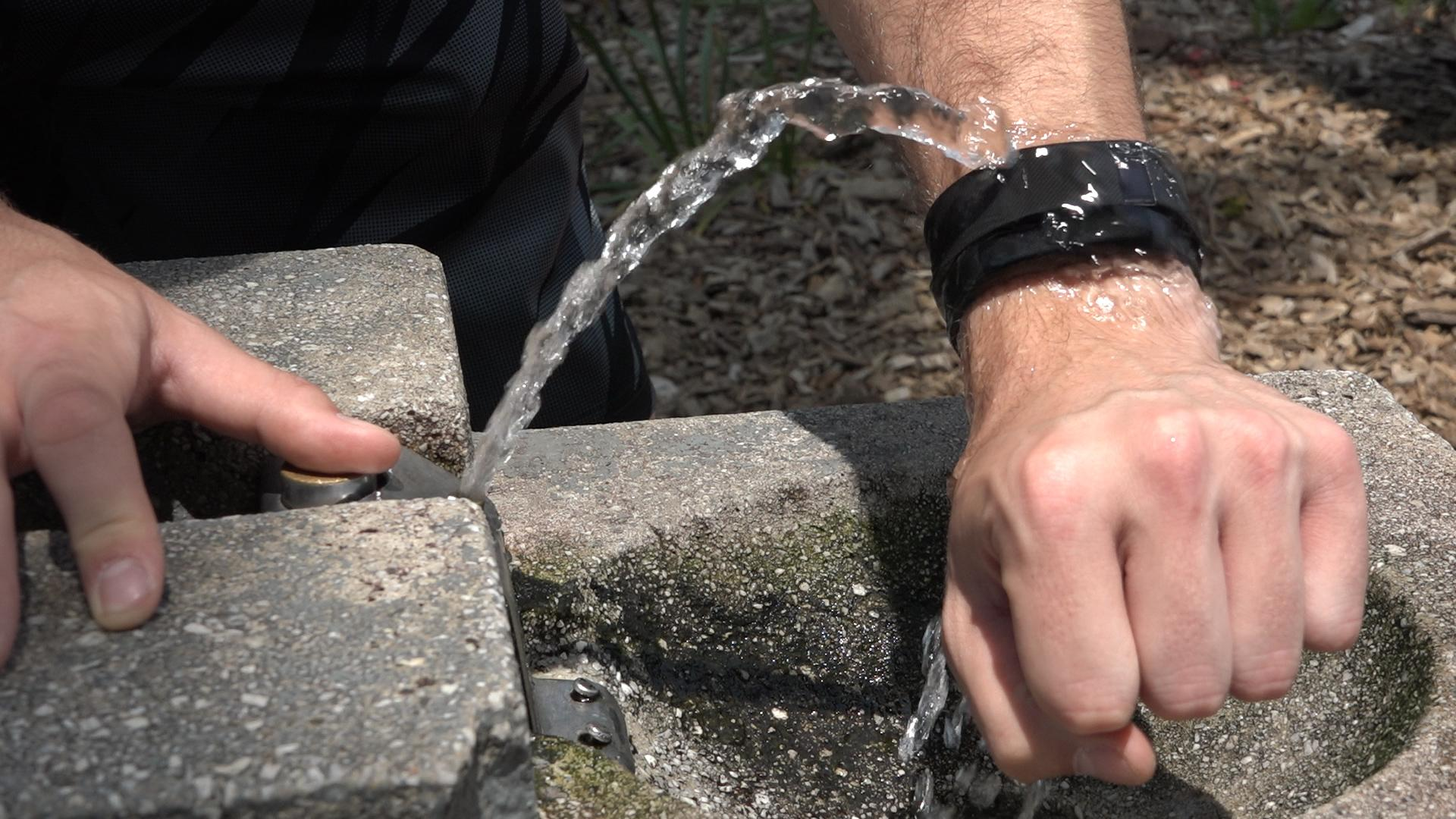 Fitbit Charge & Jawbone UP2 Water