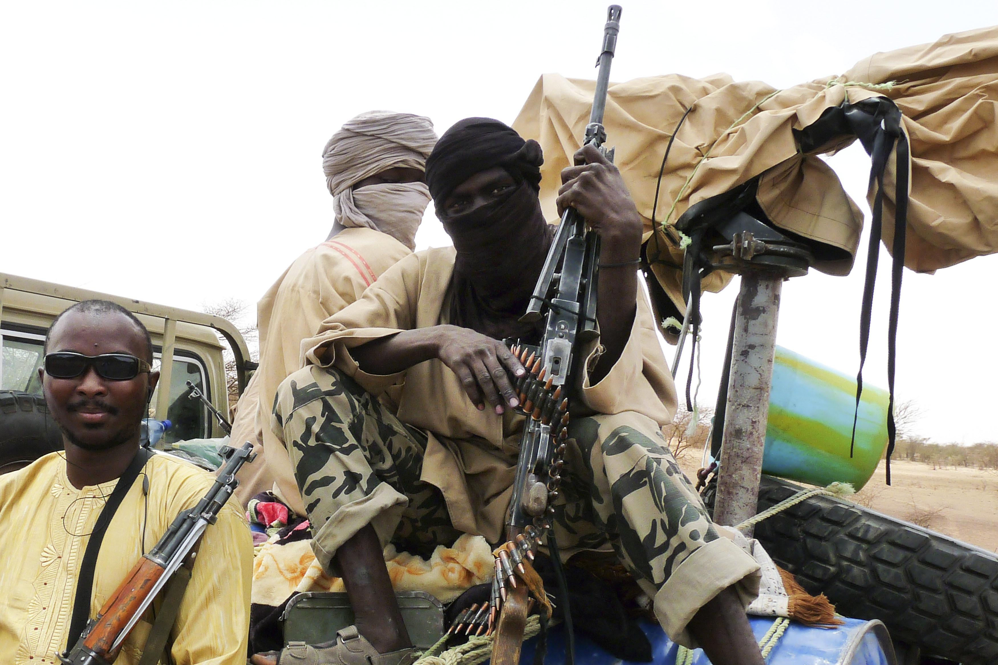 Mali Armed Groups Ansar Dine