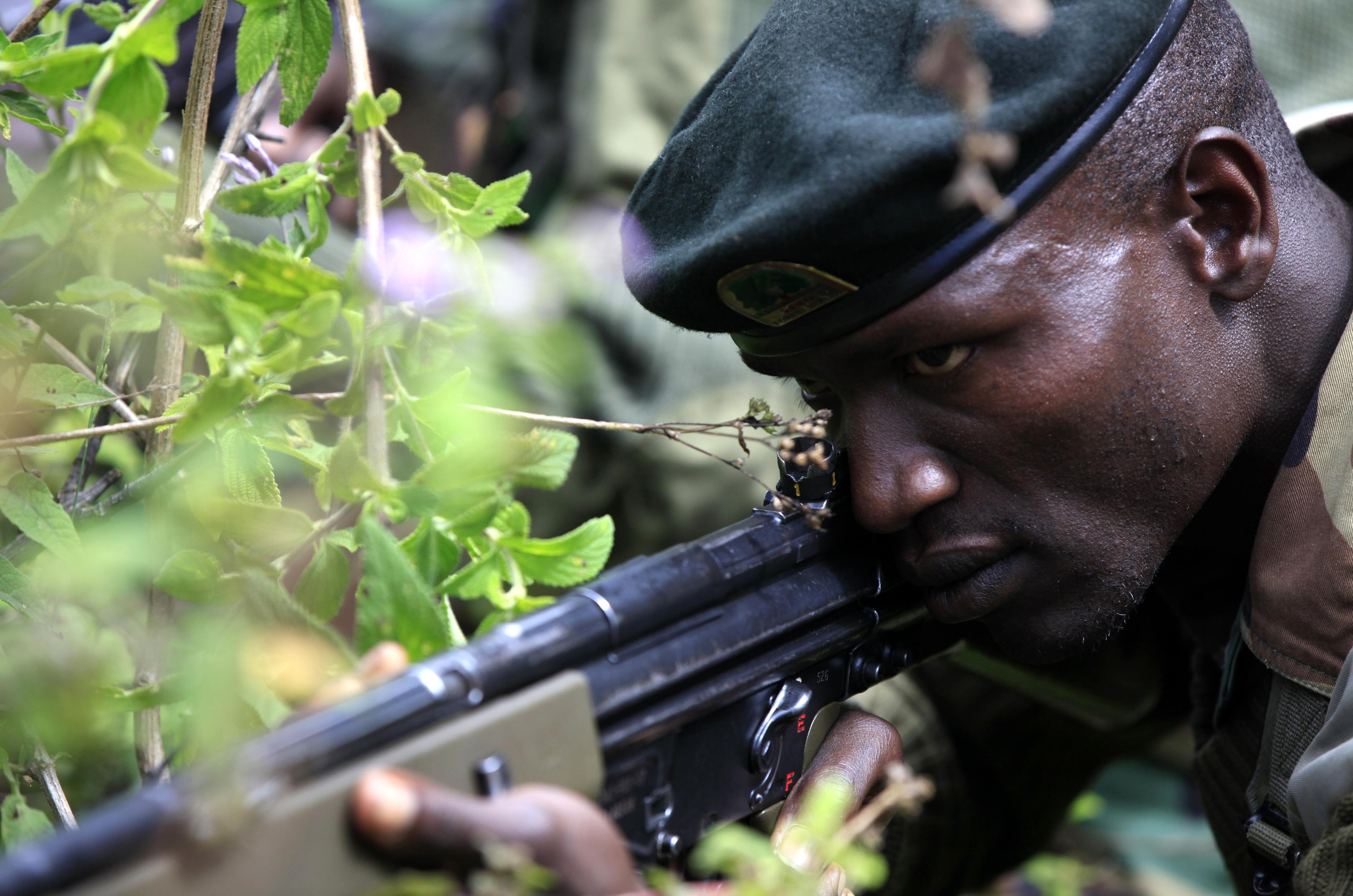 Anti-Poaching Forces Become Militarized To Protect Elephants, Rhinos In Africa