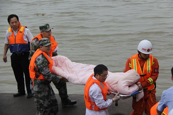 Yangtze River boat disaster