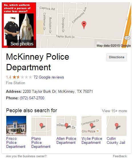 mckinney search results