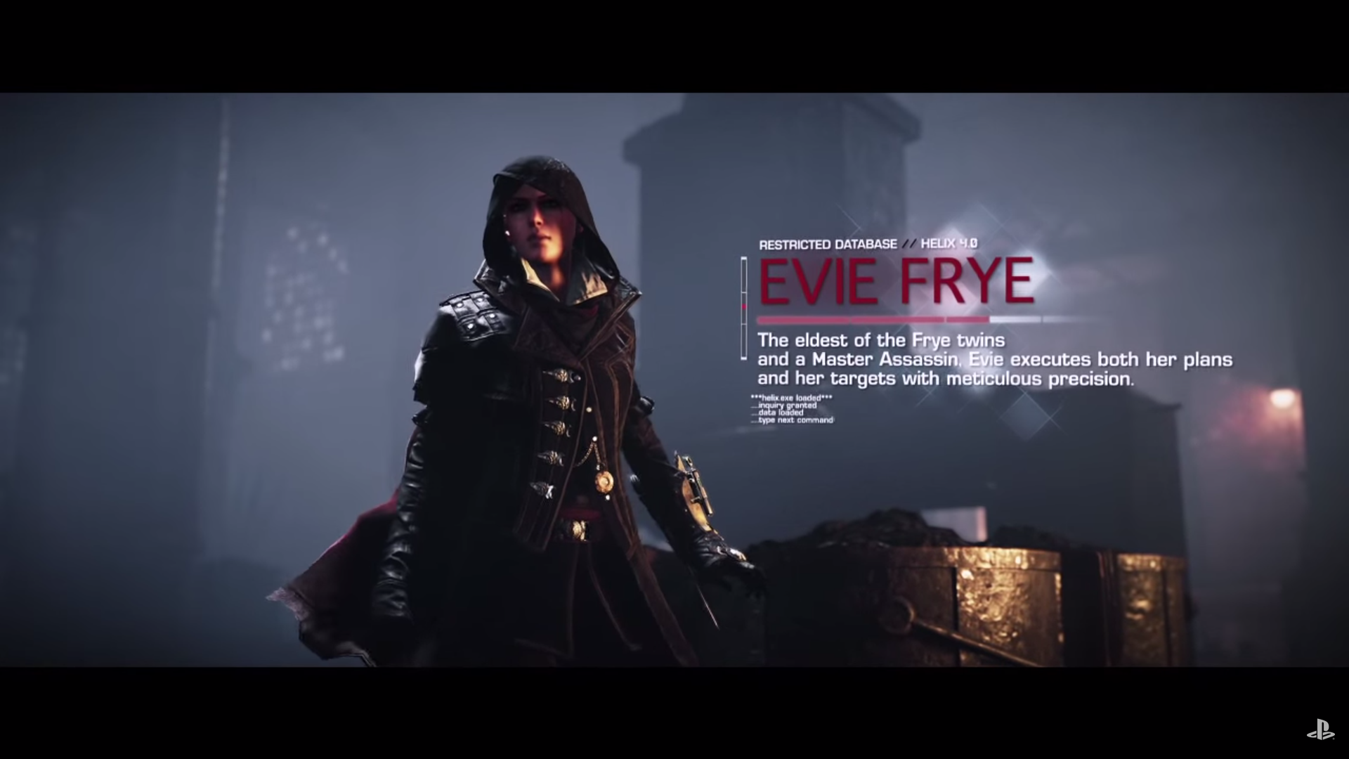 Evie Assassin's Creed Syndicate