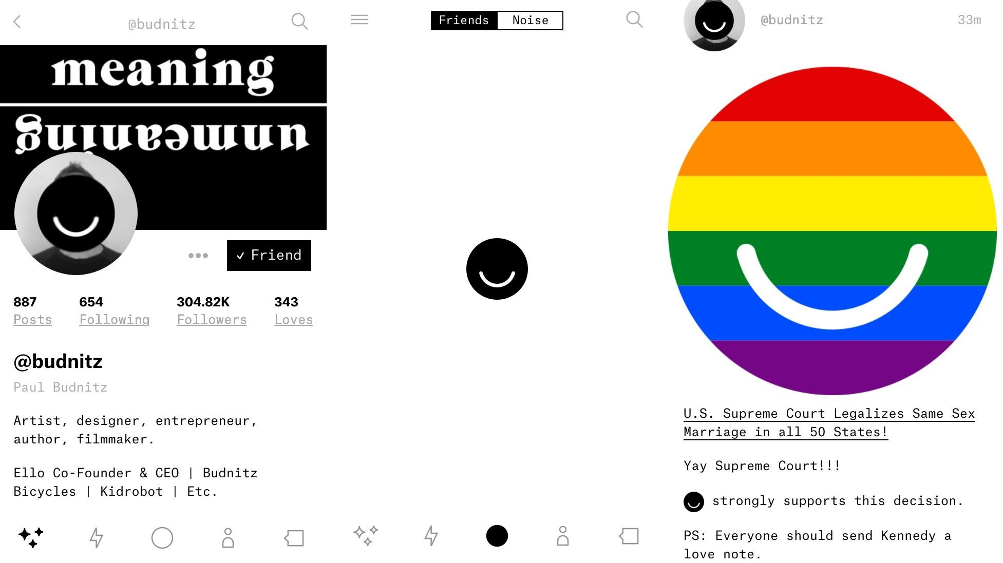 What Happened To Ello? The Anti-Facebook Spreads Love To LGBT Community While Avoiding The Trolls