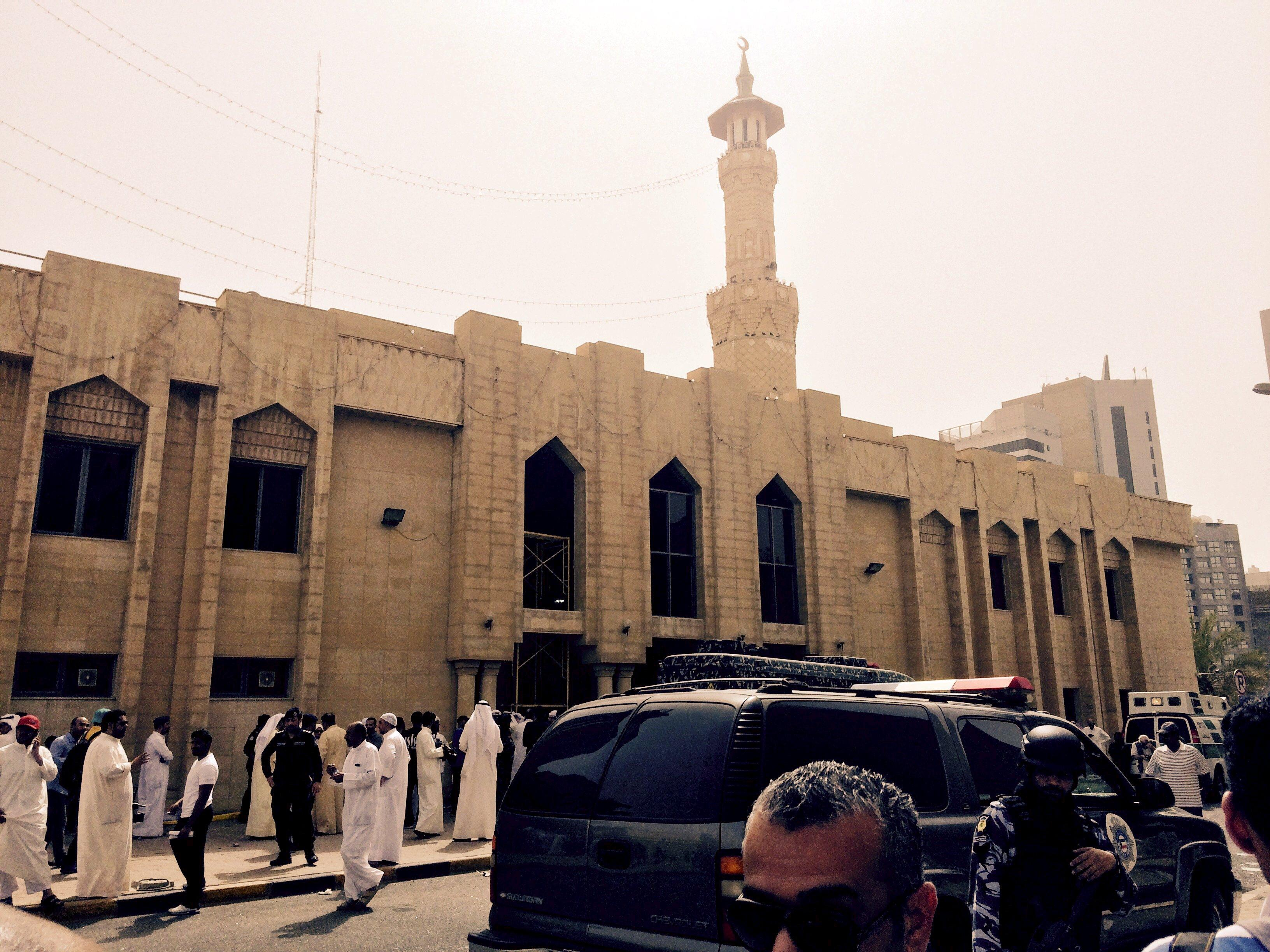 Non Muslim Perspective On The Revolution Of Imam Hussain: ISIS Kuwait Mosque Attack: Death Toll Rises In Islamic