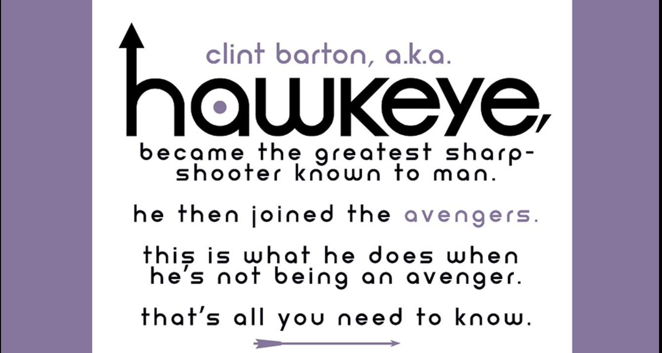 Marvel's 'Hawkeye' Comic Book Series Ends Today With A Poignant And Satisfying Final Chapter