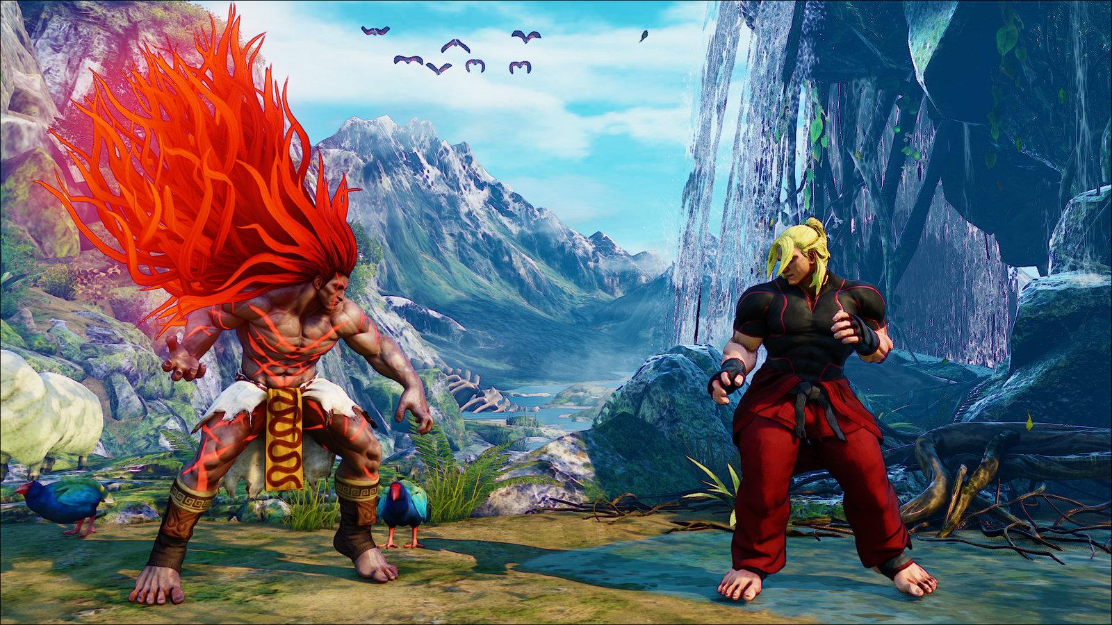 Street Fighter 5' New Character Necalli Announced During Evo 2015