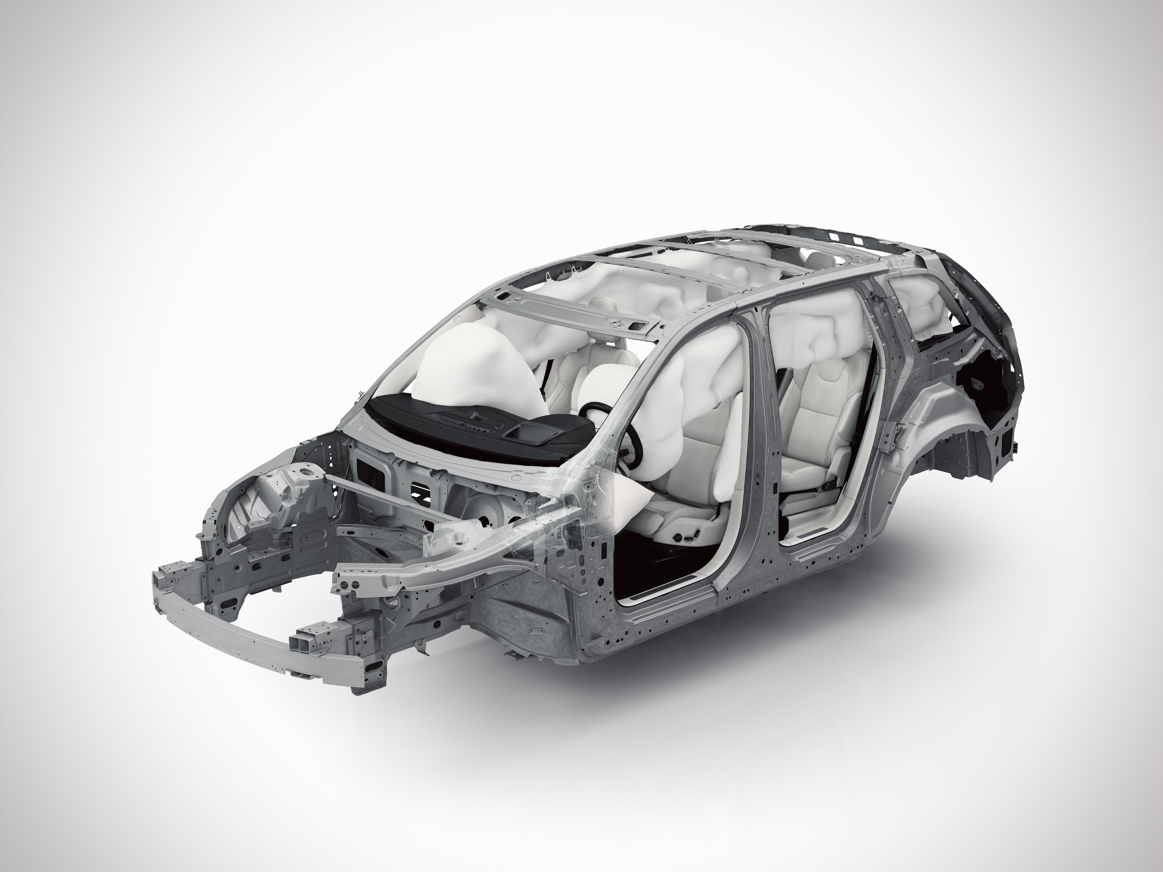 volvo airbags